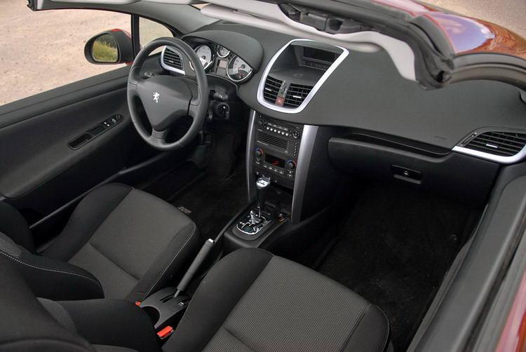 Peugeot 207CC фото 5