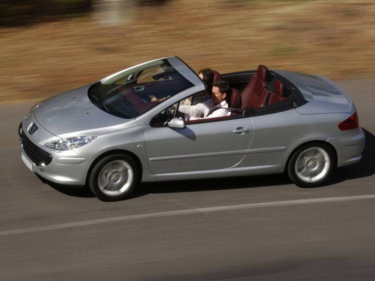 Peugeot 307 CC фото 3