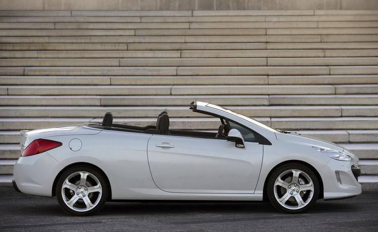 Peugeot 308CC фото 1