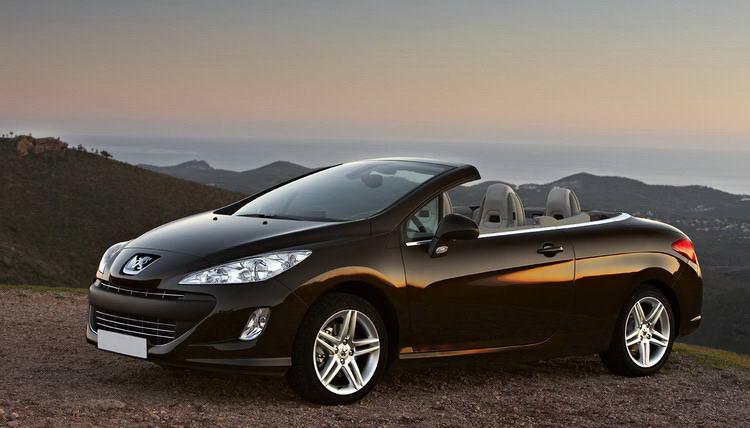 Peugeot 308CC фото 2