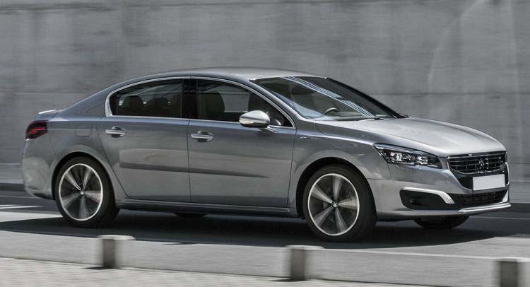 Прокат Peugeot 508