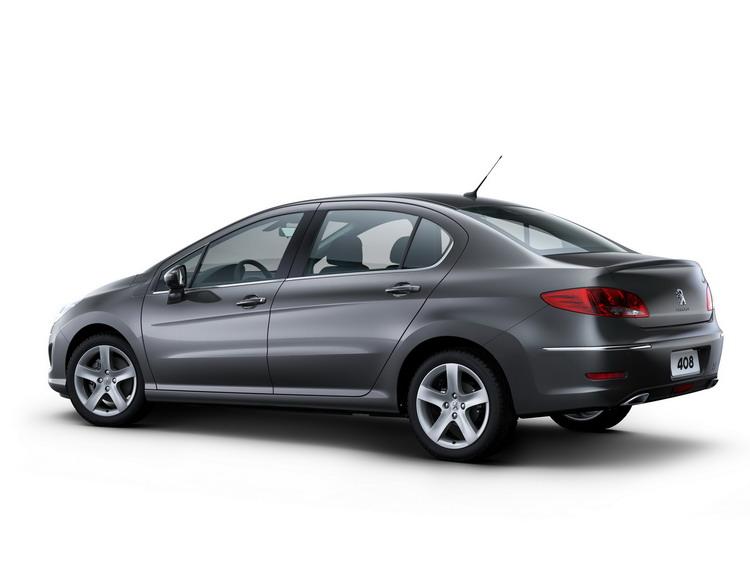 Прокат Peugeot 408
