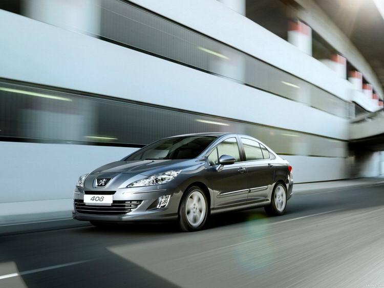 фото Peugeot 408
