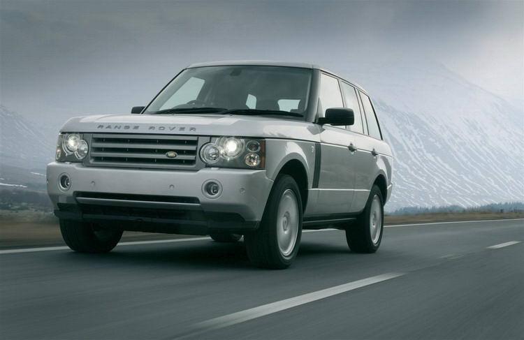 Прокат Range Rover Vogue, внедорожник в Крыму без водителя, фото 3