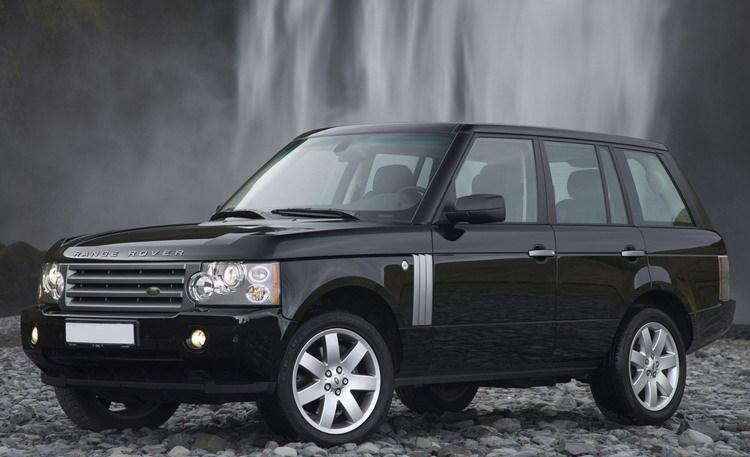 Аренда в Крыму Range Rover Vogue