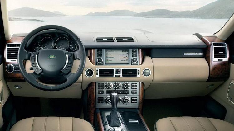 Прокат Range Rover Vogue, внедорожник в Крыму без водителя, фото 9