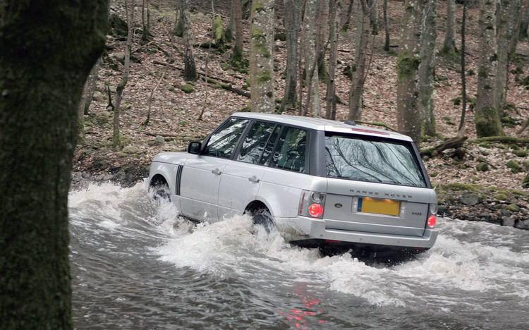 Аренда Range Rover Vogue 1 аренда авто в Крыму