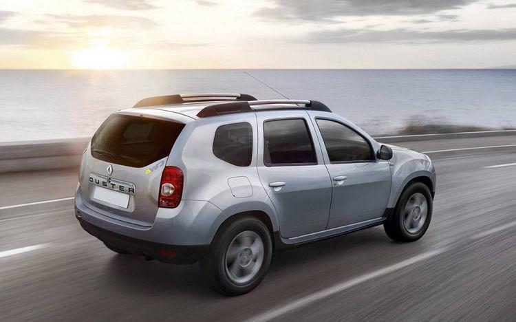 Renault Duster в Крыму без водителя, фото 3