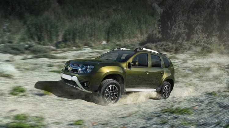 Renault Duster в Крыму без водителя, фото 9