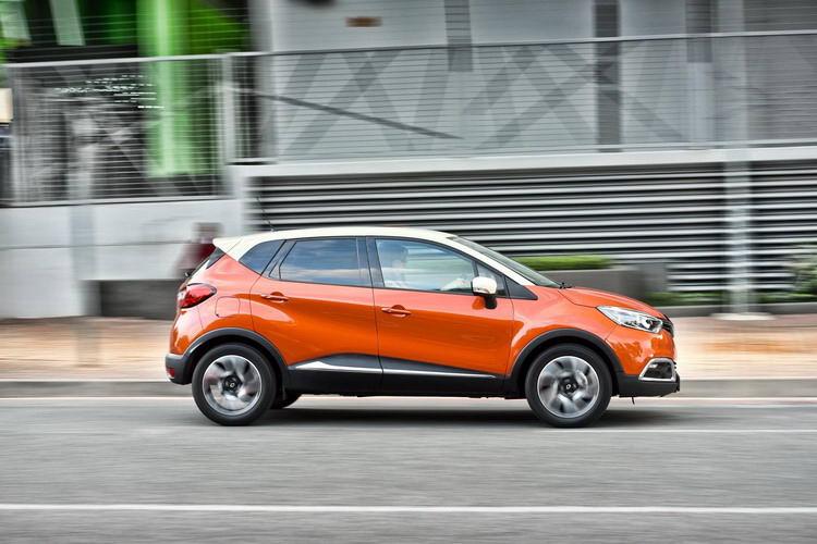 Прокат Renault Kaptur