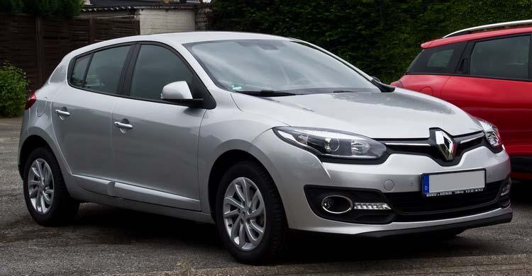 Прокат Renault Megane