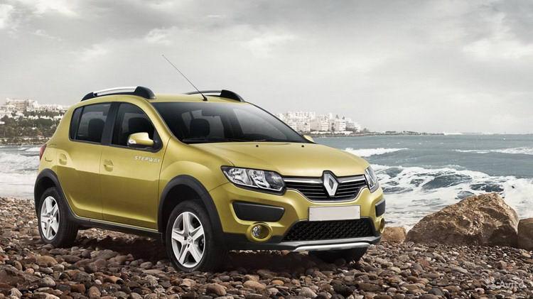 Renault Sandero Stepway в Крыму без водителя, фото 9