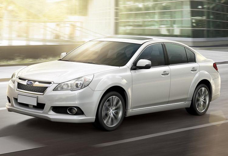 Аренда Subaru Legacy