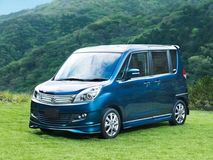 Suzuki Solio фото 1