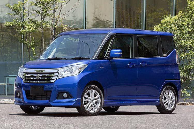 Suzuki Solio фото 2