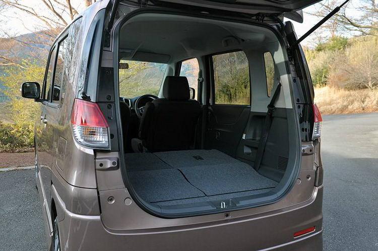 Suzuki Solio фото 4