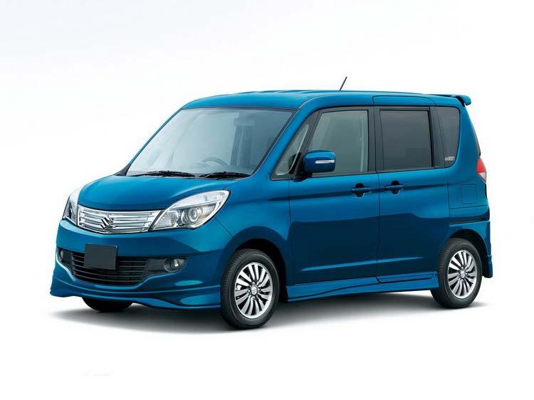 Suzuki Solio фото 5