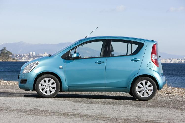 Suzuki Splash фото 3