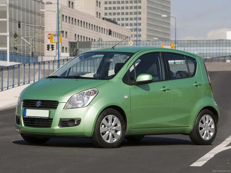 Прокат Suzuki Splash 2 прокат авто в Крыму
