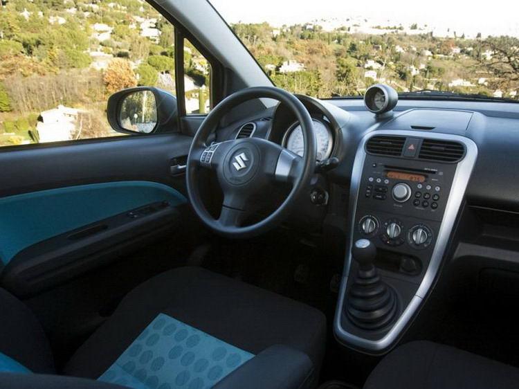 Прокат Suzuki Splash 3 прокат авто в Крыму