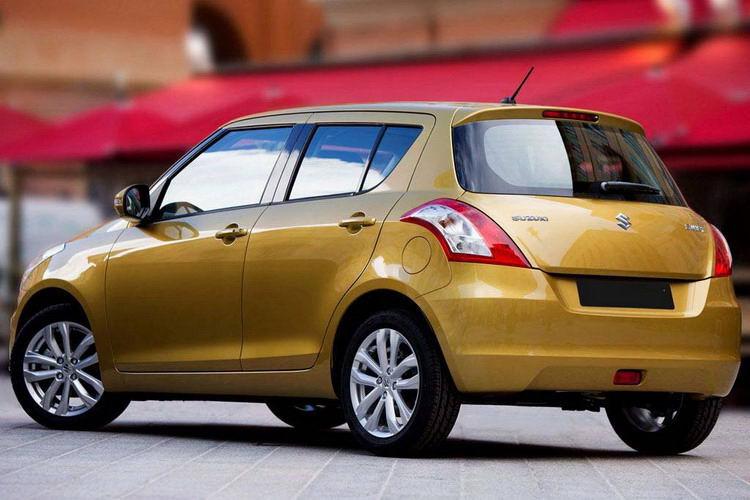 Прокат Suzuki Swift в Крыму без водителя