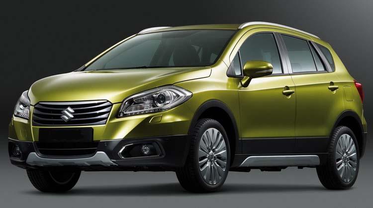 Прокат Suzuki SX4 в Крыму без водителя, фото 5