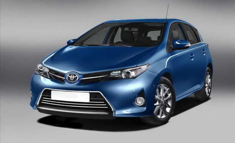 Toyota Auris фото 4
