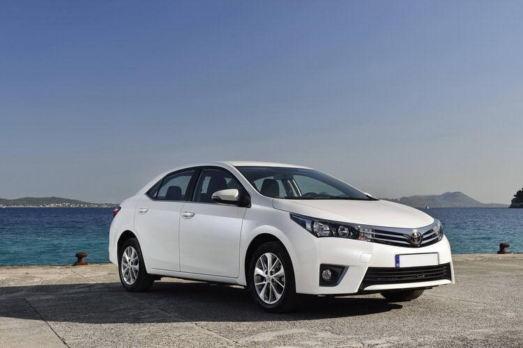 Toyota Corolla в Крыму без водителя, фото 3
