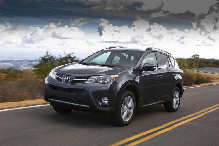 Прокат Toyota RAV4