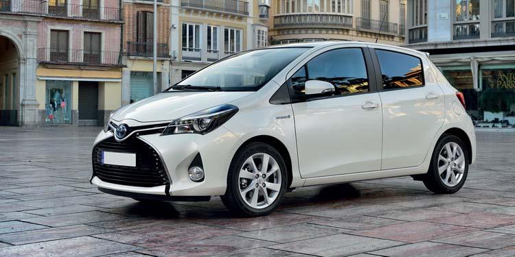 Прокат Toyota Yaris