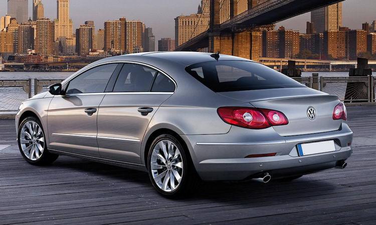 Volkswagen Passat CC фото 2