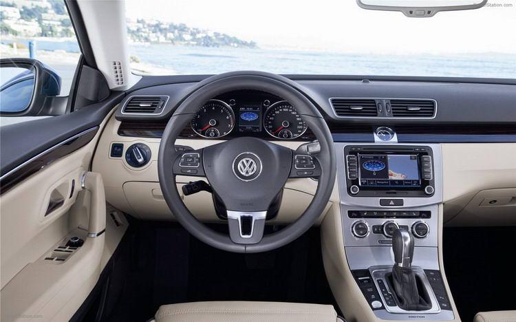 Volkswagen Passat CC фото 4