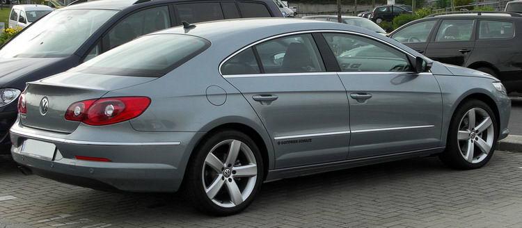 Volkswagen Passat CC фото 5