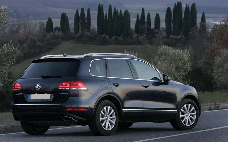 Аренда джипа VW Touareg в Крыму без водителя, фото 7