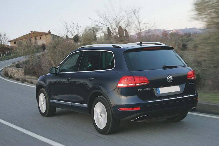 Аренда джипа VW Touareg в Крыму без водителя, фото 9