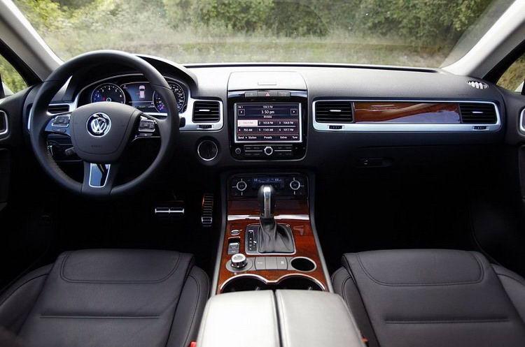 Аренда VW Touareg