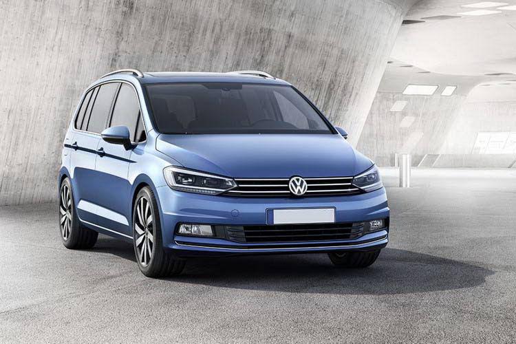VW Touran фото 4