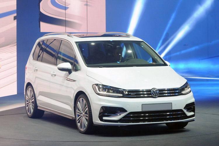 VW Touran фото 6