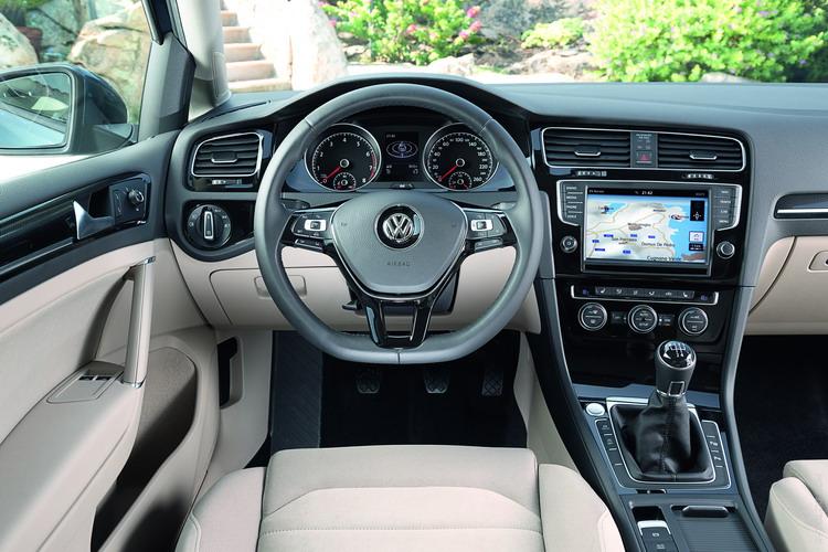 VW Golf 7 автопрокат фото 3