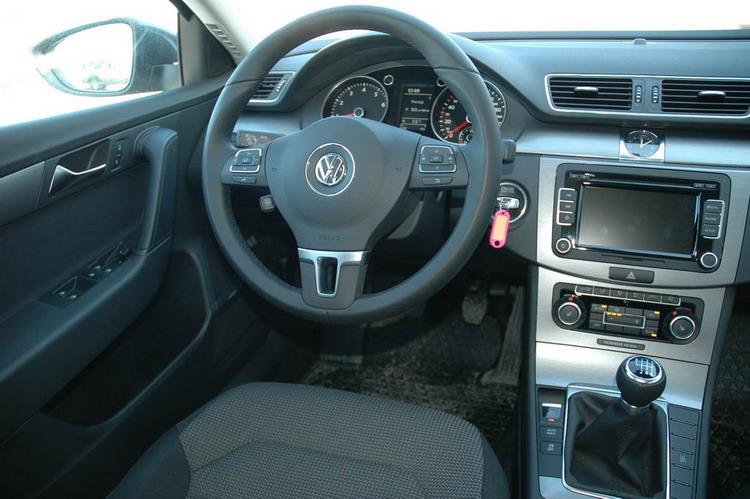 VW Passat B7 фото 4