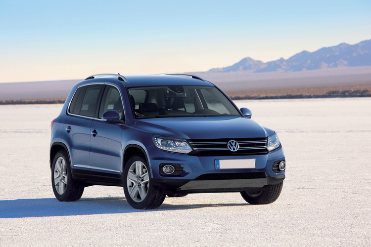 VW Tiguan 2018-2021 в Крыму без водителя, фото 3