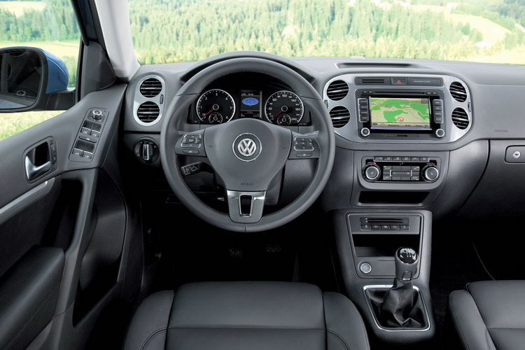 VW Tiguan 2018-2021 в Крыму без водителя, фото 5