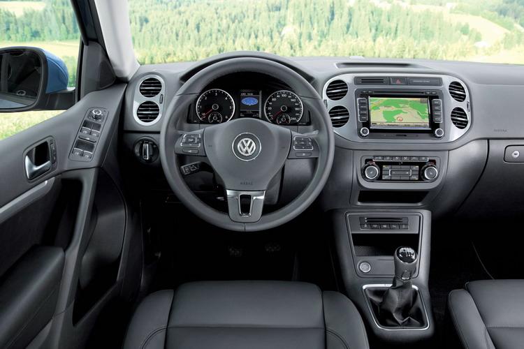 Аренда VW Tiguan
