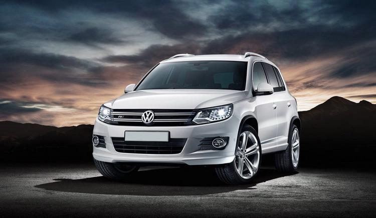 VW Tiguan 2018-2021 в Крыму без водителя, фото 13