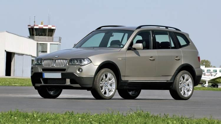 BMW X3 E83 фото 1