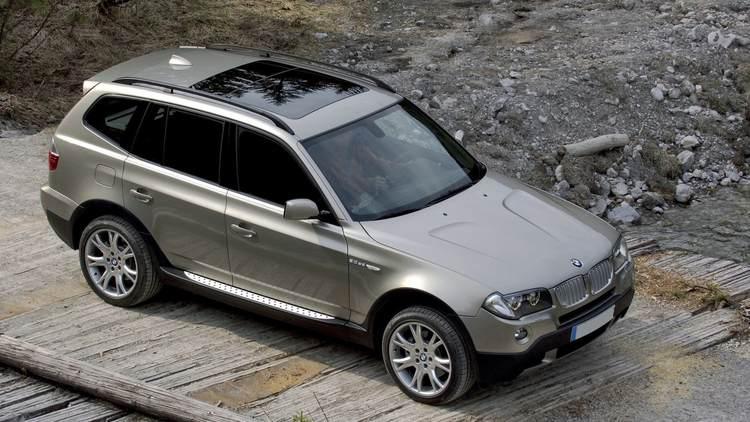 Прокат BMW X3 из Симферополя, аэропорт