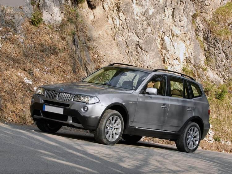 BMW X3 E83 фото 4