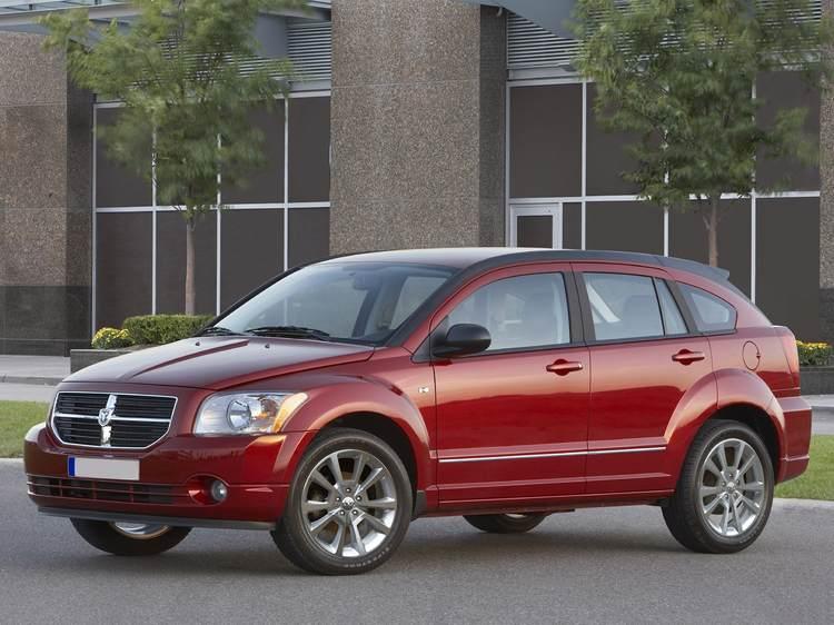 Аренда Dodge Caliber 2 прокат авто в Крыму