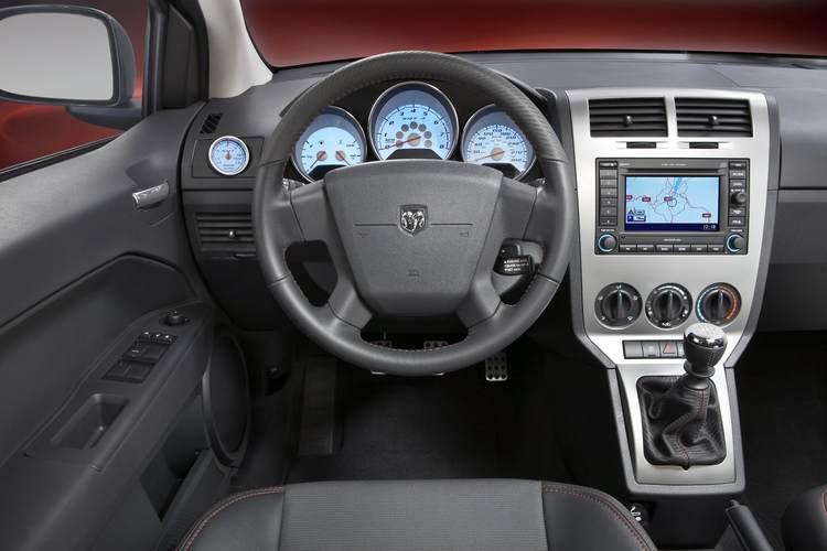 Аренда Dodge Caliber 1 прокат авто в Крыму