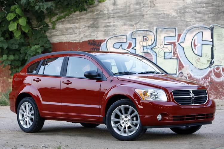 Dodge Caliber, автопрокат в Ялте